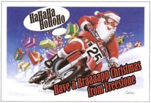 Merry Christmas from Freestone County Raceway
