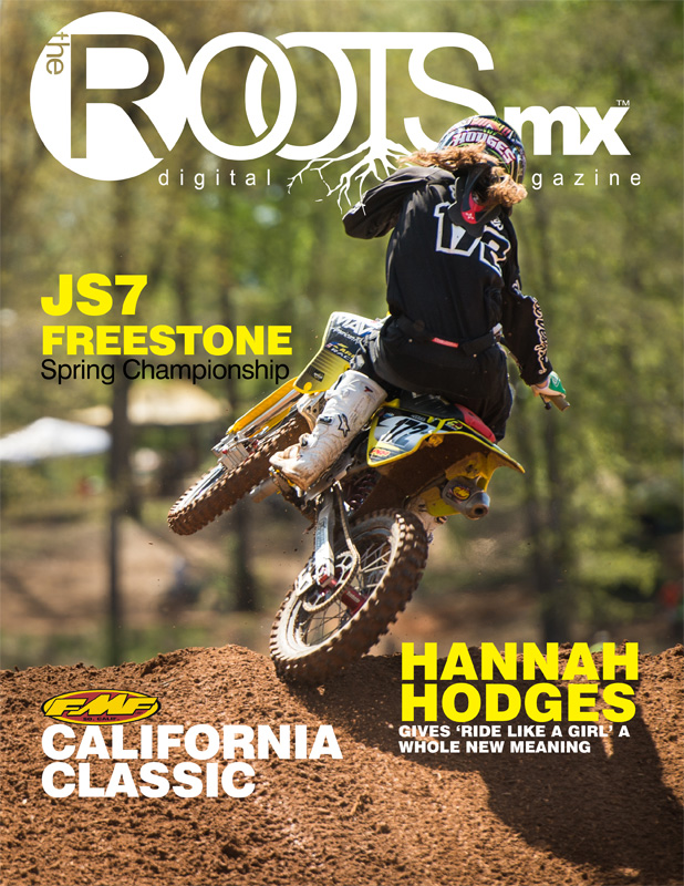 Roots MX ISSUE 2 wv