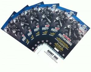 Tickets 2013 Unadilla wv