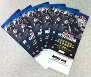 Tickets RedBud 2013