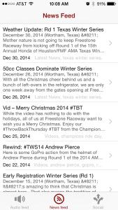 iPhone App Screenshot 2